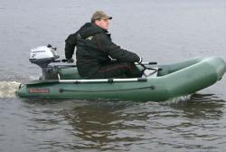 Надувная лодка «Тайга Т-290»