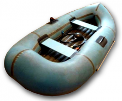 Надувная лодка «Турист-2»