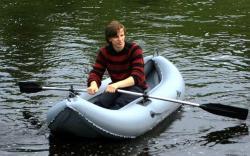 Надувная лодка «Тузик 1»