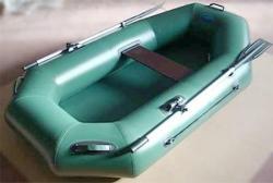 Надувная ПВХ лодка «Волга 220»