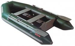Надувная ПВХ лодка «Краб R-275»