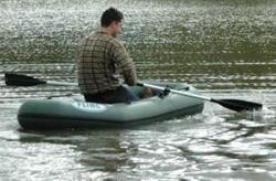 Надувная ПВХ лодка «Flink 240»