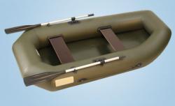 Надувная ПВХ лодка «Камыш 2500»