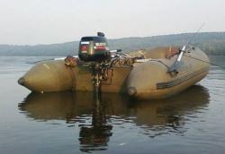 Надувная ПВХ лодка «Nordik 330»